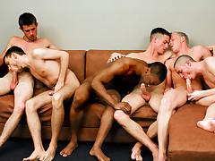 Kevin Martin, Ethan Storm, Conner O'Reily, Ashton Cooper, Dante Fox, MJ Taylor