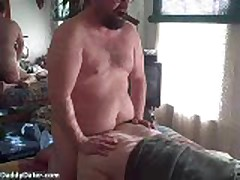 Cigar Top Fingers Then Fucks Horny Bottom