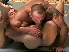 Wrestling Hunks #04