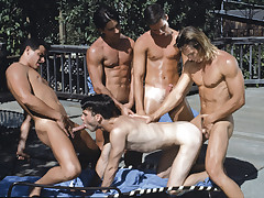 Troy Masters, Tom Chase, Nick Mancini, Aaron Wells, Tony Cameron