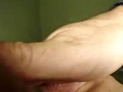 Handjob With Cum