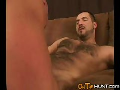 Arpad Miklo Gets His Cock Sucked Hard