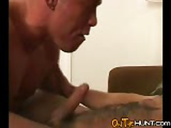 Arpad Miklo Gets His Cock Sucked Hard