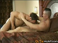 Amateur Military Top Getting Some Good Head