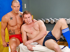 On The Set - Rod Daily & Connor Maguire