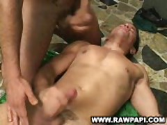 Horny Ethnic Gay Bottom Hard Fuck