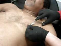 Nipple Piercing