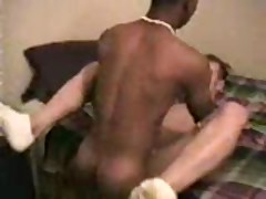 Getting Fucked By Blk Cock And Loving It