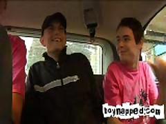 AJ, Lee & Josh