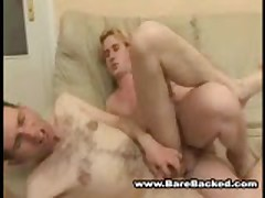 Raw Blonde Gay Fucker