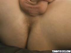 Hot Stud Strokes His Hard Dick Part 1