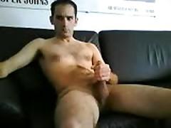 Boy Jerking Off