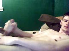Boy Jerking Off