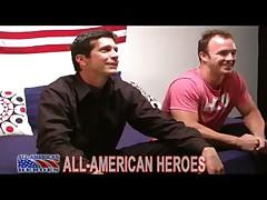USMC Sam And Fireman Beau