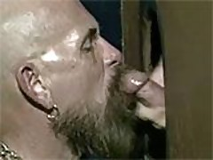 Beard Glory Hole