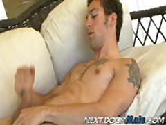 Organic Dude Strokes His Dick Part 3