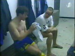 Jugadores De FutboL In Lockers