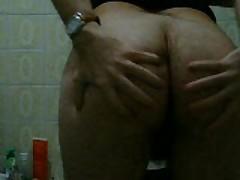 Big Hairy Horny Ass