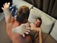 Muscle Top Pounding Elastic Twink
