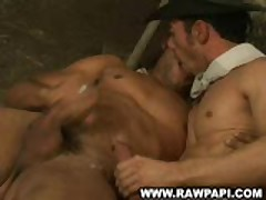 Ethnic Lover Eats Gay Ass So Sexy