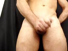 Muscle Masturbation