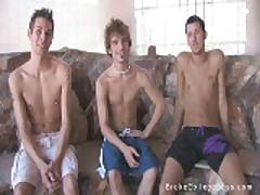 Broke College Boys - Evan Jordon Aaron