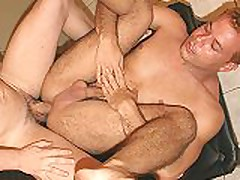 Cute Gay Latin Taking Hot Bareback