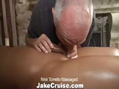 Nikk Torretto Massaged