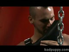 Badpuppy Fetish Stud Kain Warn