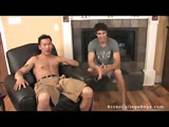 Broke College Boys - Tristen And Branson
