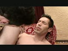 Inching His Cock Inside