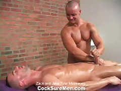 Zack And Jake Tyler Massages
