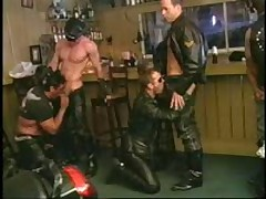 Leather Gay Tube