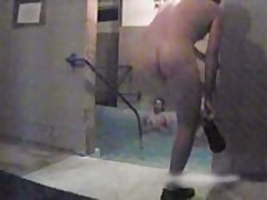 Sex Games In The Pool