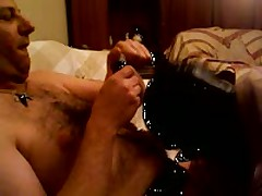 Hood Slave Sucking Me