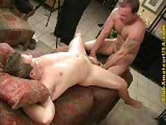 ClubAmateurUSA Ken Mack & Billy Cumshot