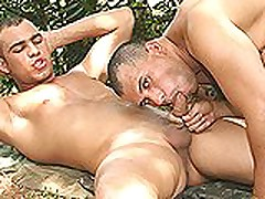 Gay Latino Love Cum On Face