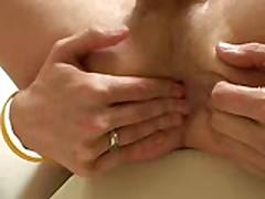 Ayden Fingers His Ass