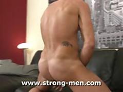 Mature Muscle Stud