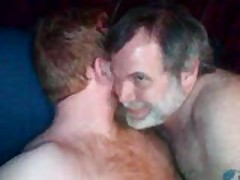 Ginger Beard Rubbing 3