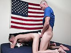 Trent Fucks Petty Officer Tanner