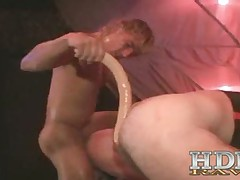 Raunchy Bareback Wild  Gay Sex With Jeff Palmer