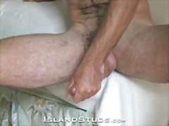 Hairy Hung Surfer