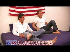 Marine Corps Sergeant Sam & Brendan