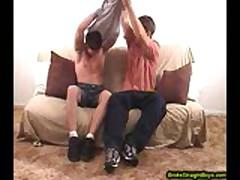 Broke Straight Boys - JJ And Dominick