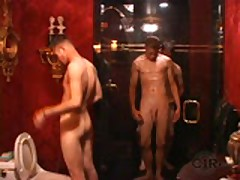 Straight Boys In The Shower