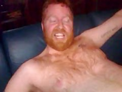 Ginger Beard Rubbing 4