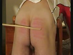 Caning A 19 Year Old Rugby Player