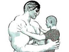 Worshiping Really Big Muscle