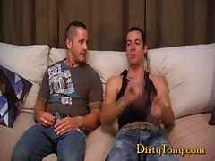 Newcomer Clayton Drills Seth